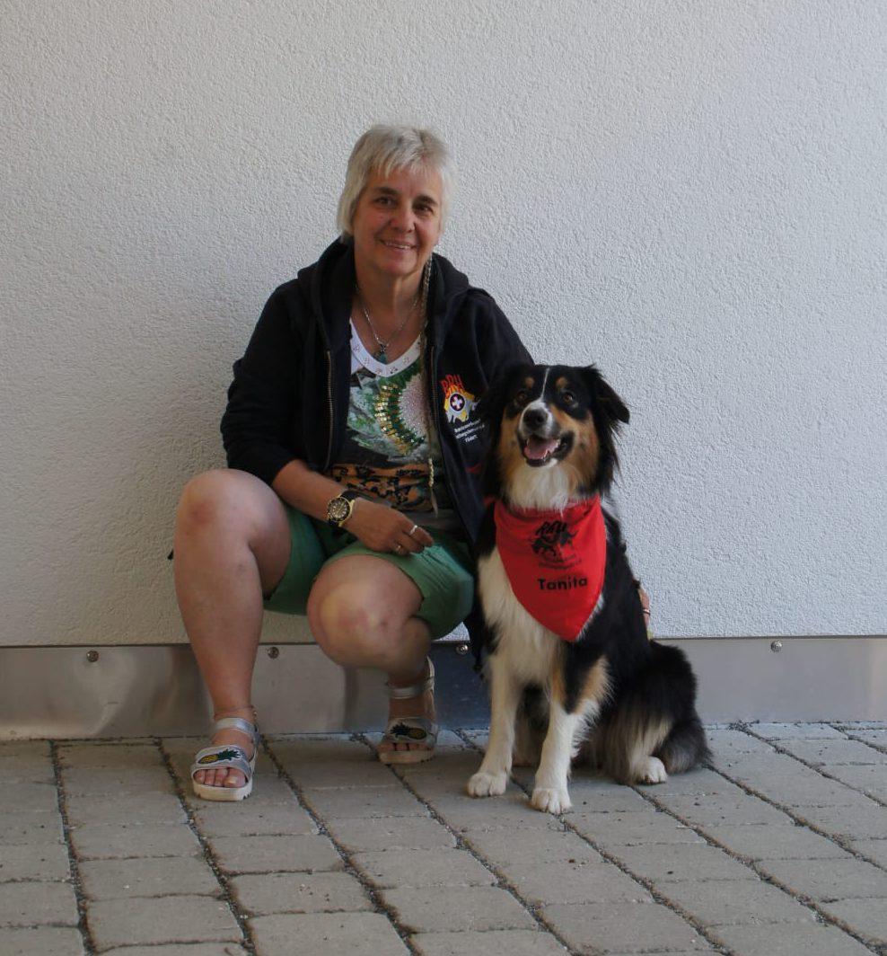 Marion mit Tanita