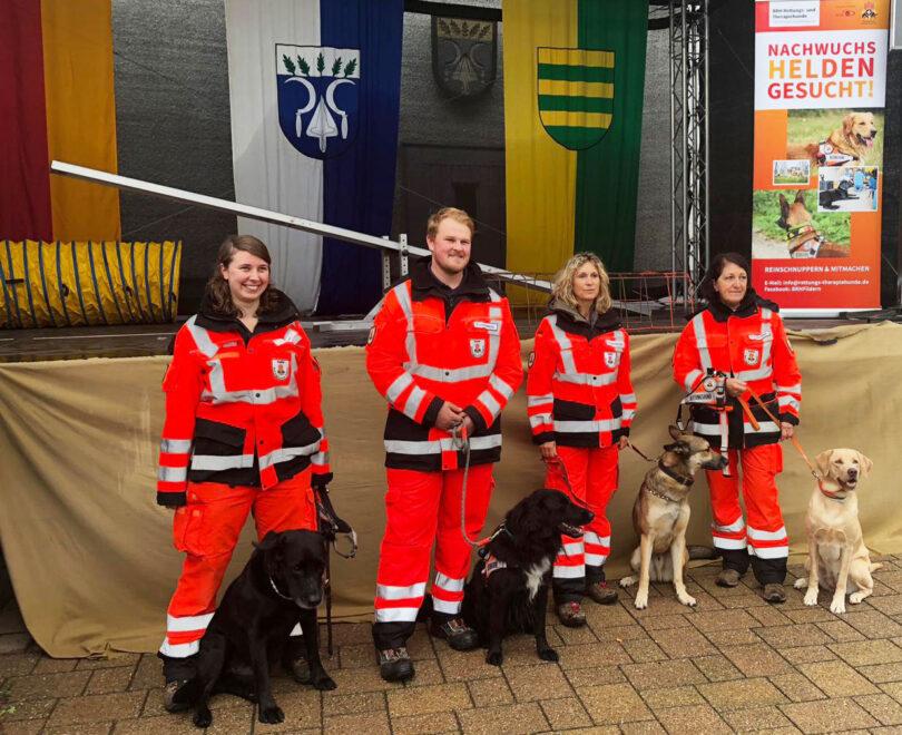 Kirchplatzfest Sielmingen - Unser Team
