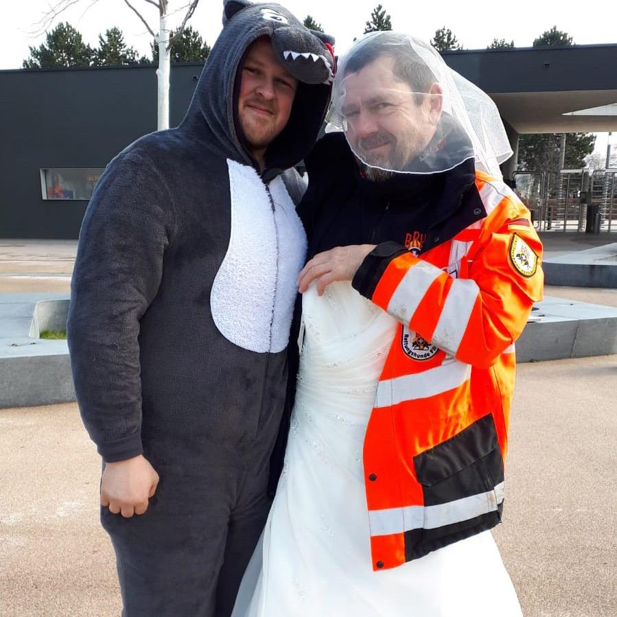 Der Wolf und die Braut alias die Schöne und das Biest // März 2020