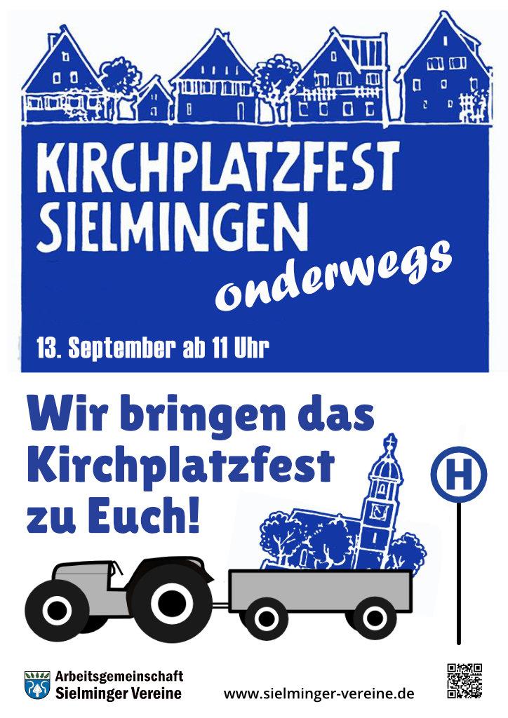 "Kirchplatzfest ""onderwegs"""