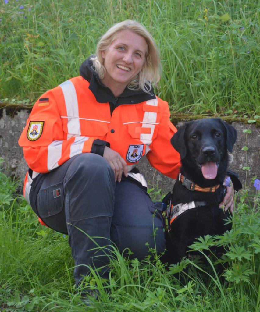 Rettungshundeteam Uli und Eames
